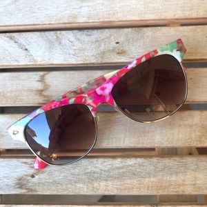 AMERICAN EAGLE | Floral Sunglasses